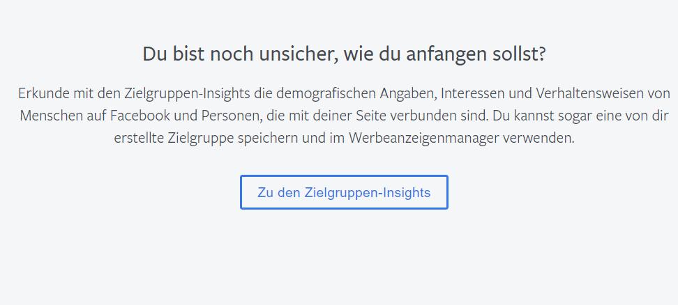 Zielgruppen-Insights