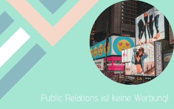PR-Marketing-Werbung