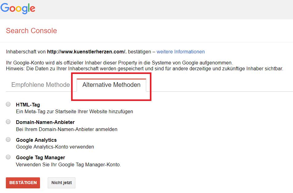 search-console-google-alternative