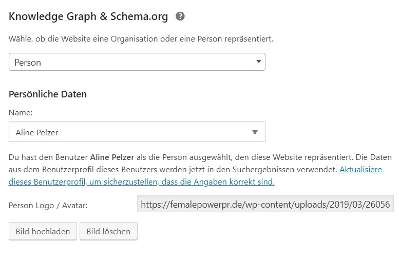 Knowledge-Graph-Schema.org