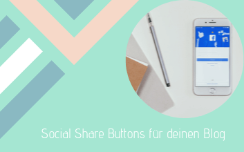 Social-Share-Buttons-für-Blog-DSGVO