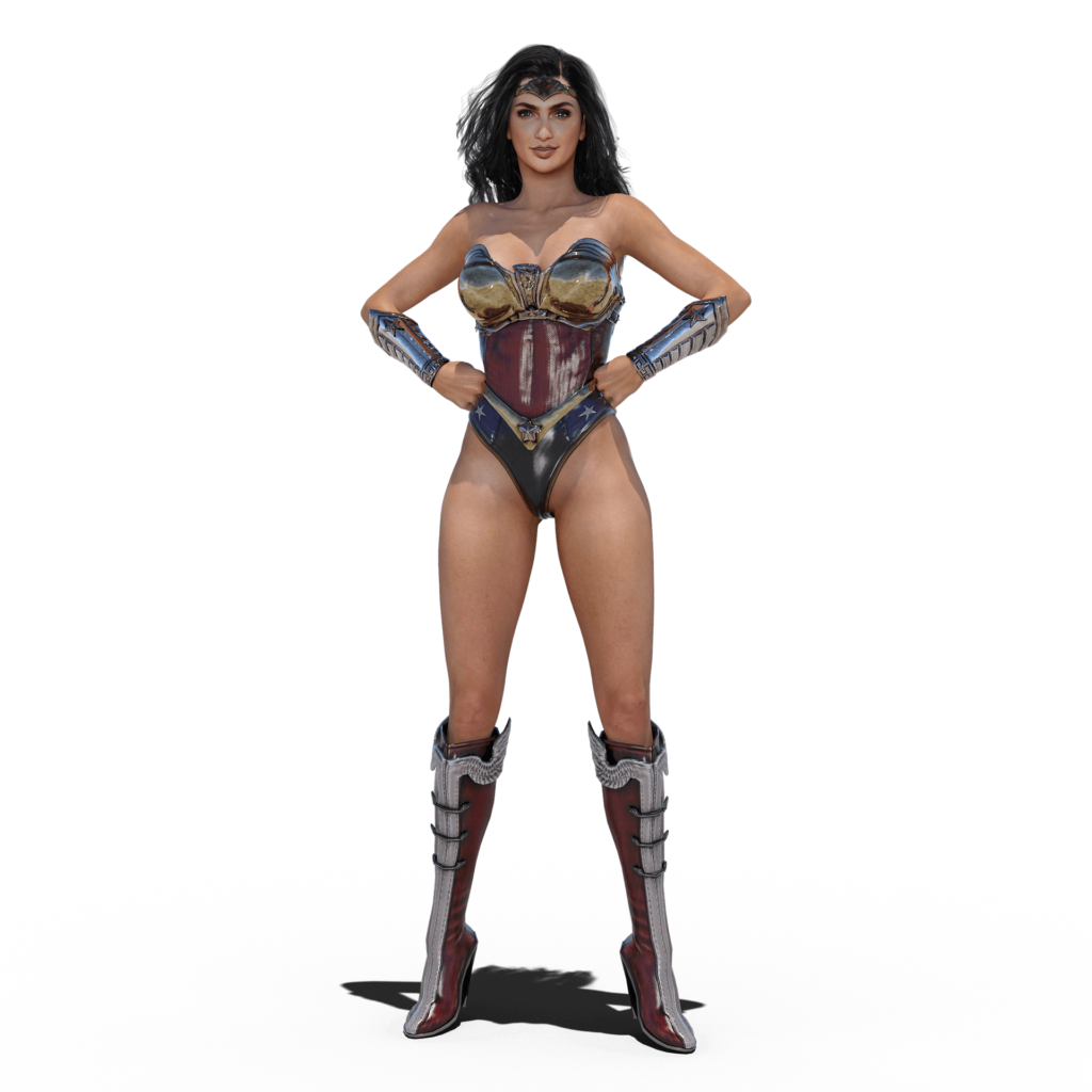 Wonder-Woman-Körpersprache-Powerpose