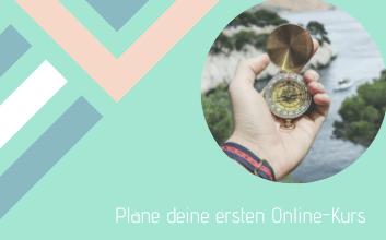 Plane-deine-Online-Kurs