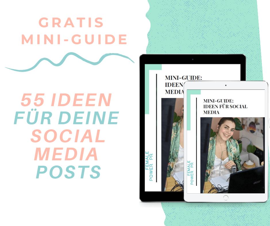 Social Media Mini - Guide