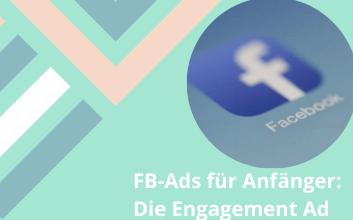 Facebook-Ads für Anfänger