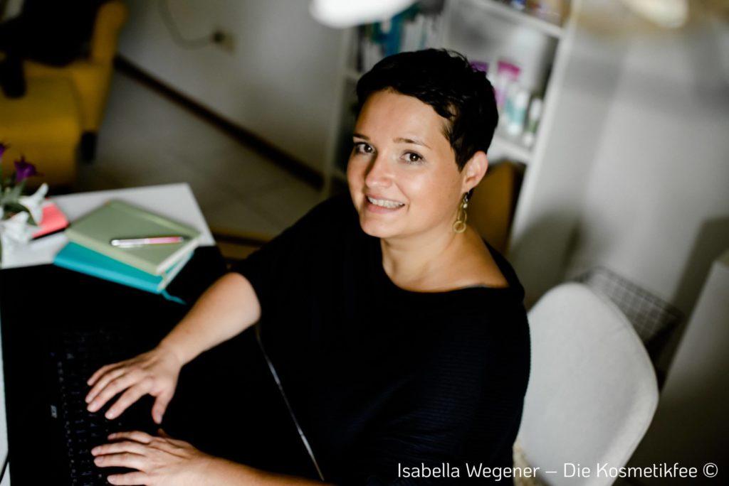 Isabella Wegener - Die Kosmetikfee